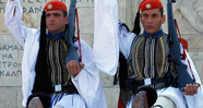 Evzones (Presidential Guard)