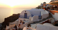 Best Sunset View in Oia